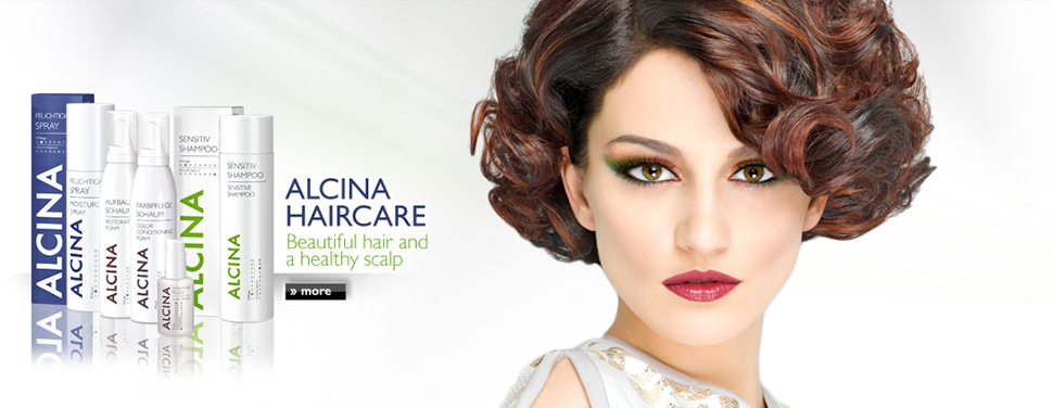 Alcina - грижа за косата