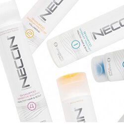 Neccin - Веган безсулфатна еко грижа за чувствителен скалп