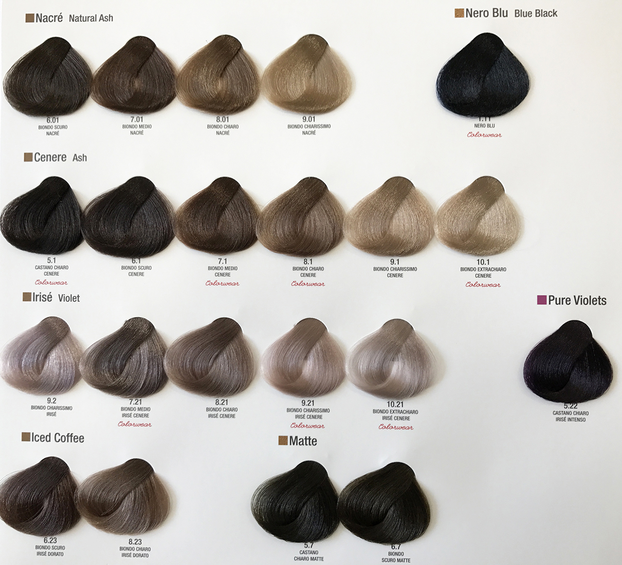 Alfaparf Yellow Hair Color Best Hair Color 2018