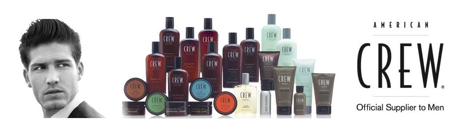 American Crew - Иновативни продукти създадени специално за мъже