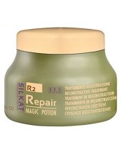 Кератинова маска за увредена коса BES SILKAT R2 Repair Magic Potion 500ml