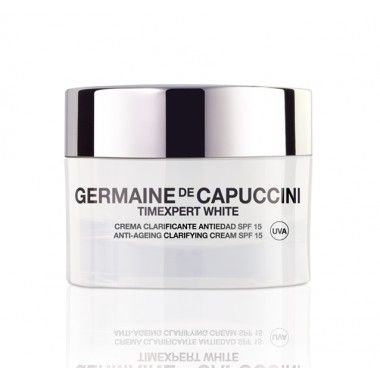 Избелващ анти-ейджинг крем SPF15 Gatineau Collagene Anti-Ageing Clarifying Cream SPF 50ml