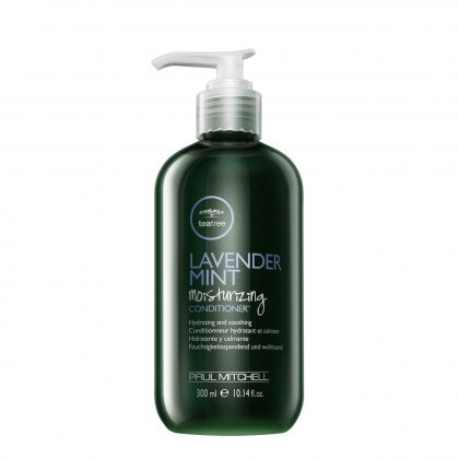 Балсам с лавандула за суха коса Paul Mitchell Tea Tree Lavender Mint Moisturizing Conditioner 300ml