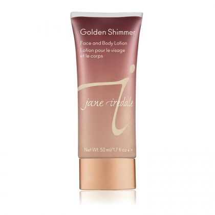 Лосион за лице и тяло Golden Shimmer Face and Body Lotion by Jane Iredale