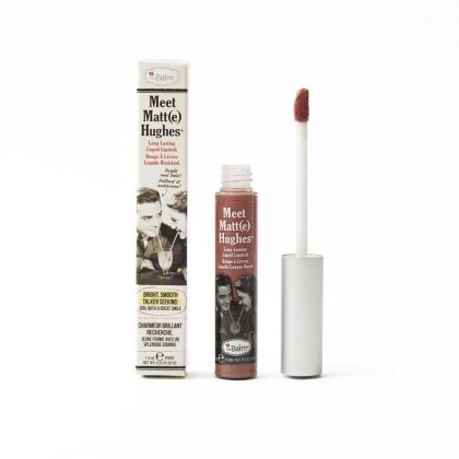 Червило течно Meet Matt(e) Hughes COMMITTED theBalm