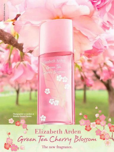 Elizabeth Arden Green Tea Cherry Blossom EDT 50 ml дамски парфюм