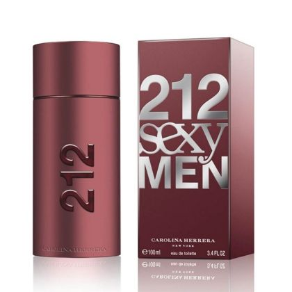 Мъжки парфюм Carolina Herrera 212 Sexy Men EDT 50 ml