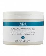 Ексфолираща скраб за тяло против умора REN Atlantic Kelp And Magnesium Salt Anti-Fatigue Exfoliating Body Scrub 330мл
