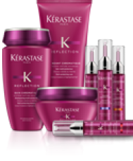 Комплект за боядисана червена коса Kеrastase Reflection Masque Epais And Red Touche Chromatique Duo