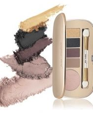 Палитра сенки за очи Jane Iredale EyeShadow Kit Smoke Gets In Your Eyes