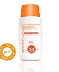 Слънцезащитет крем с цвят SPF30 Germaine de Capuccini Golden Caresse CC Sun Cream 50ml